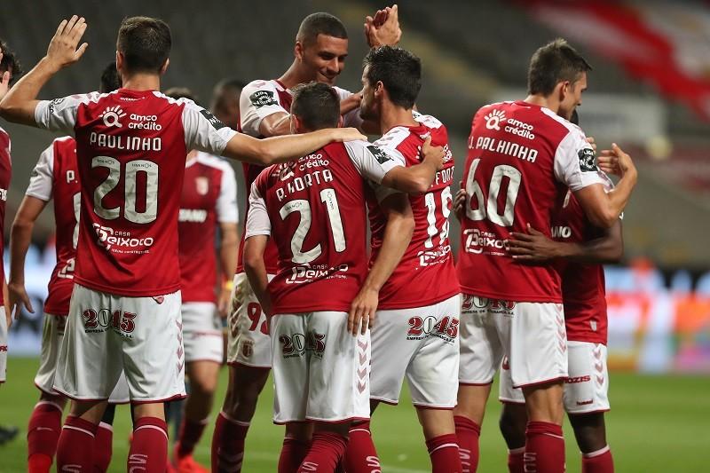 Sporting Clube de Braga vence Desportivo das Aves na estreia do treinador Artur Jorge