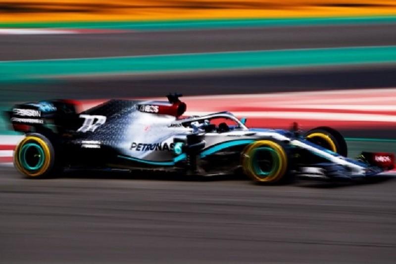 Valtteri Bottas dá primeira vitória da época de Fórmula 1 à Mercedes