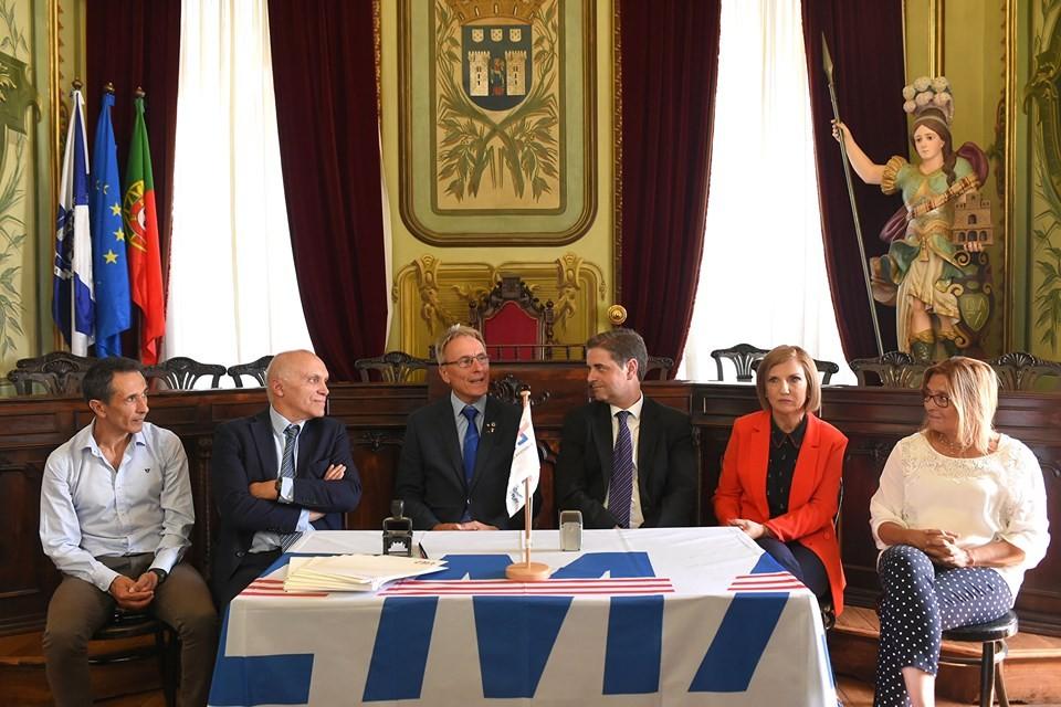 Braga recebe Campeonatos da Europa de Atletismo em Pista Coberta para Masters (EMACI)