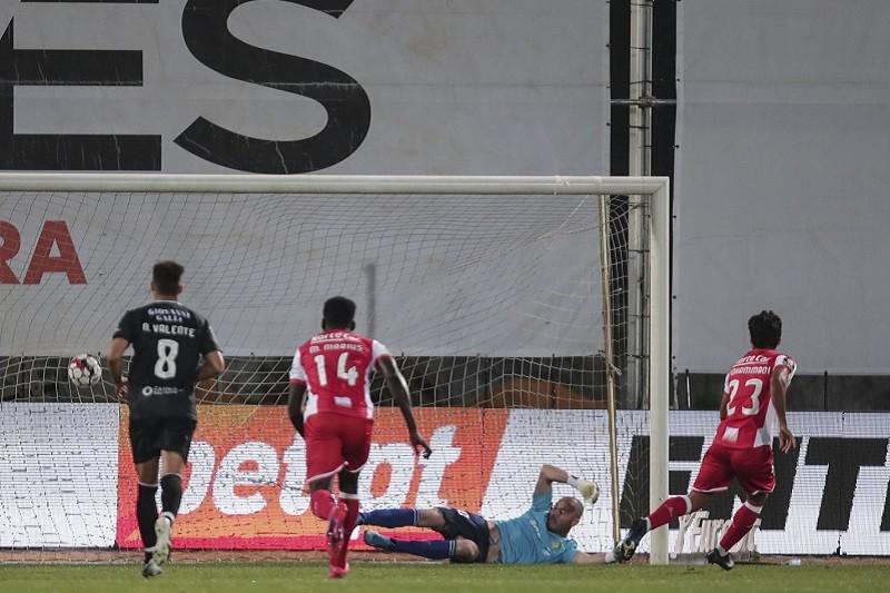 Desportivo das Aves regressa aos triunfos na receção ao Vitória de Setúbal