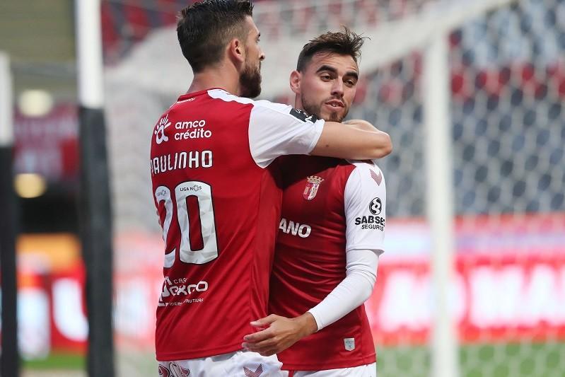Sporting Clube de Braga e Sporting prosseguem luta pelo terceiro lugar