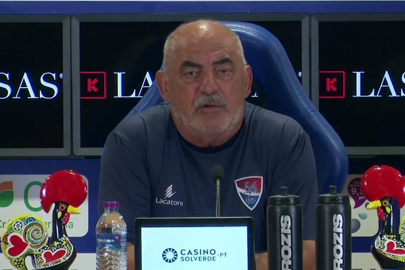 Vítor Oliveira vê permanência na I Liga como ponto de viragem do Gil Vicente