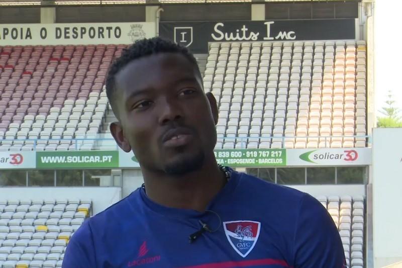 Edwin Banguera quer Gil Vicente com responsabilidade na ponta final da I Liga