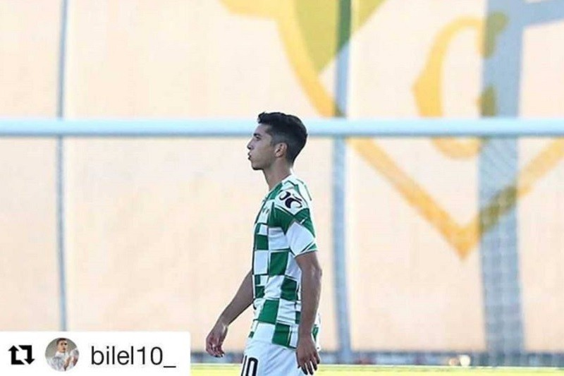 Extremo Bilel deixa Moreirense antes do campeonato terminar