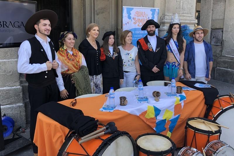 Culturas brasileira e portuguesa unidas em Do Bira ao Samba