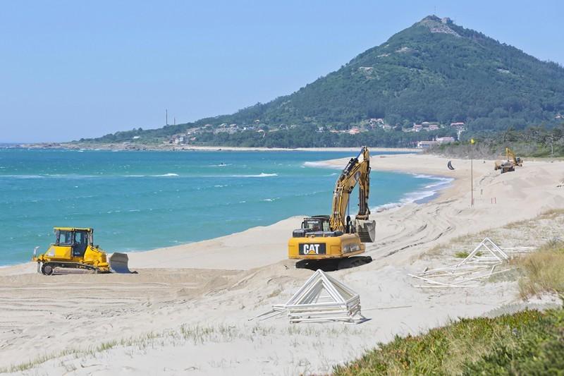 Agência Portuguesa do Ambiente dota Praia de Moledo de melhores condições