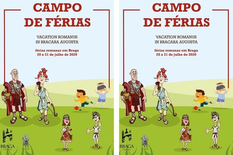 Município de Braga disponibiliza caderno de actividades para Campo de Férias alternativo