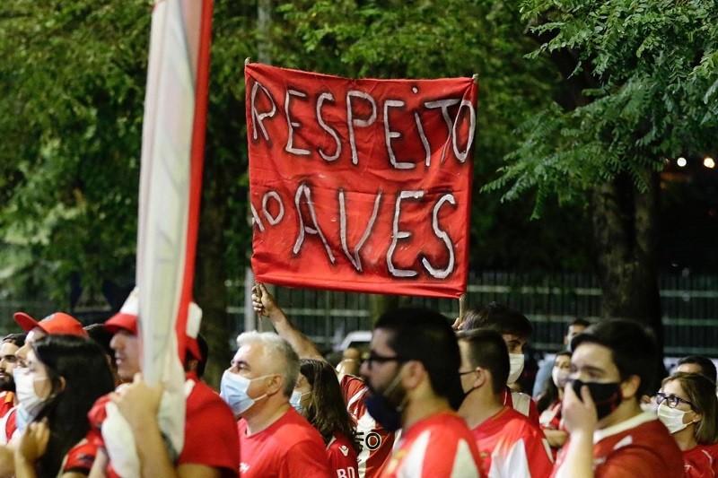 Direção do Desportivo das Aves pede destituição da administração da SAD em tribunal