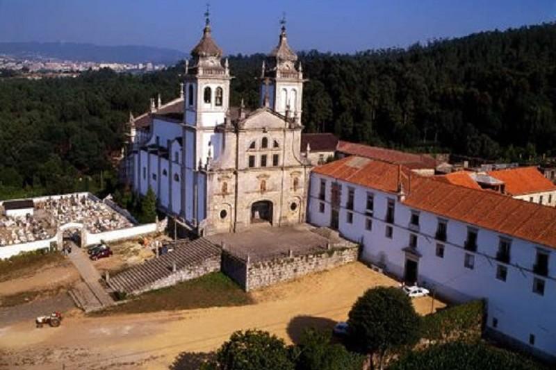 Igreja do Mosteiro de Tibães em Braga recebe obras de 330 mil euros