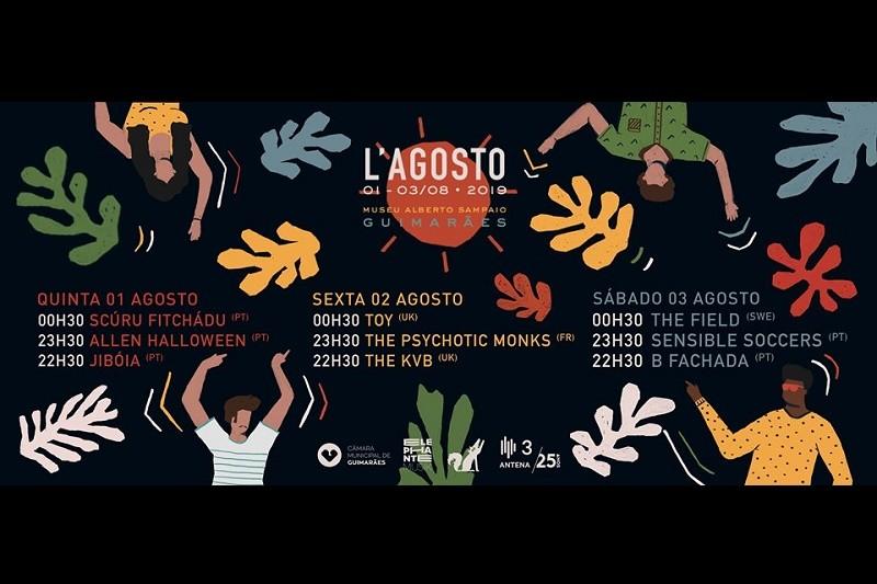 Festival LAgosto dá música a Museu Alberto Sampaio em Guimarães até sábado