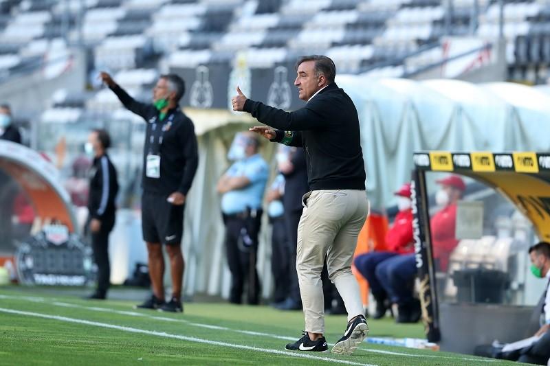 Presidente do Rio Ave confirma saída do treinador Carlos Carvalhal