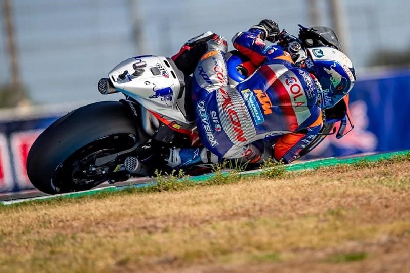Miguel Oliveira cai na primeira curva e abandona GP da Andaluzia de MotoGP