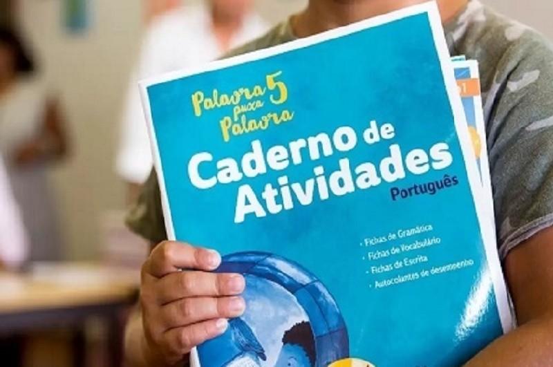 Vieira do Minho oferece cadernos de atividades do 1.º ao 12.º anos letivos