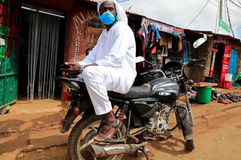 Covid-19: Número de mortos em África sobe para 19.920 em mais de 944 mil casos