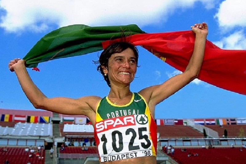 Manuela Machado recorda medalha de ouro em 1995 e a confiança de que ia ganhar