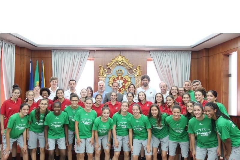 Esposende acolhe 5.º Torneio Internacional de Basquetebol Sub-16 Feminino