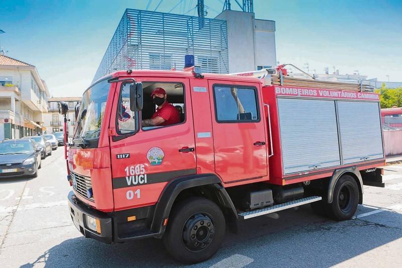Voluntários de Caminha: Viatura para combate a incêndios urbanos é o grande sonho